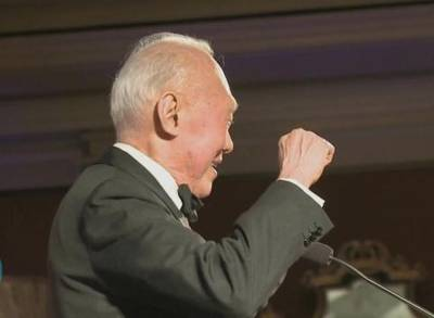 News video: Singapore's Lee Kuan Yew Still in Intensive Care, Health Improves Slightly